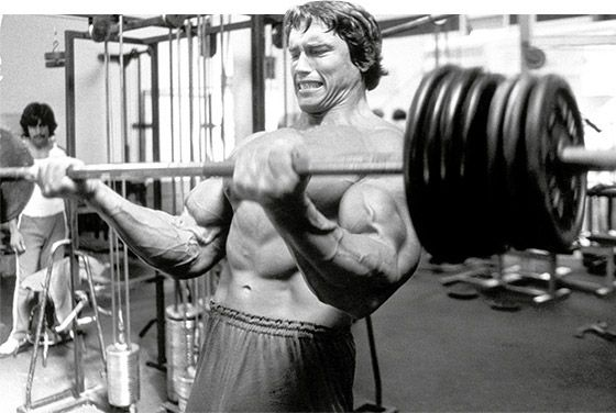 Arnolds blueprint for mammoth shoulders and arms bodybuilder arnold knew that no classical statue was complete until the final cuts were etched in heres how youll train for ultimate definition on the blueprint to malvernweather Gallery