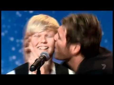 Jack Vidgen Sings Whitney Houston I Have Nothing Yes He Really
