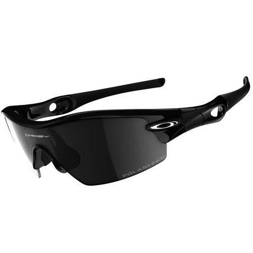 Oakley Radar Path Sunglasses 09-670 Black Frame With Grey Lenses