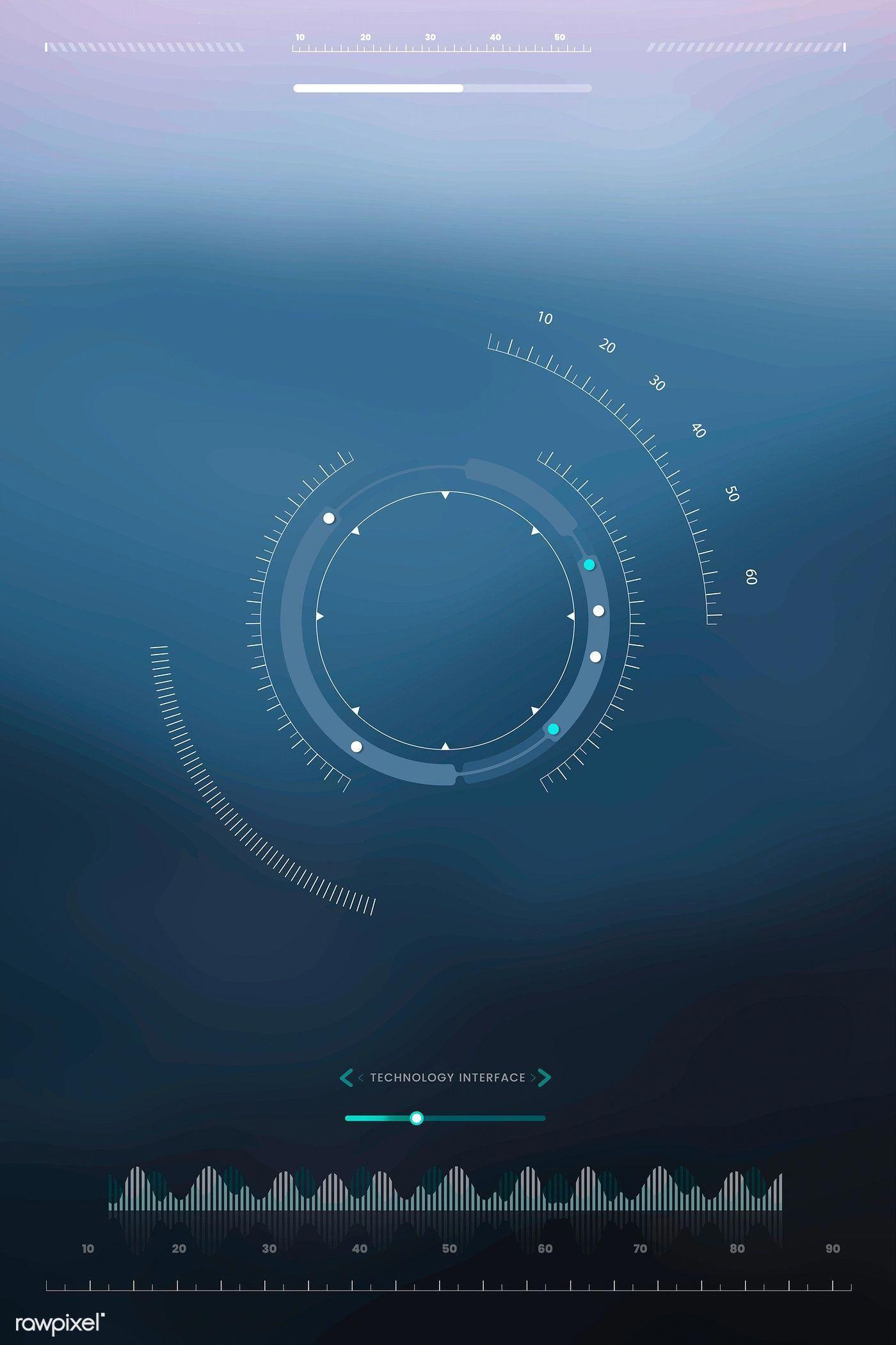 Futuristic Technology Background Futuristictechnology In 2020