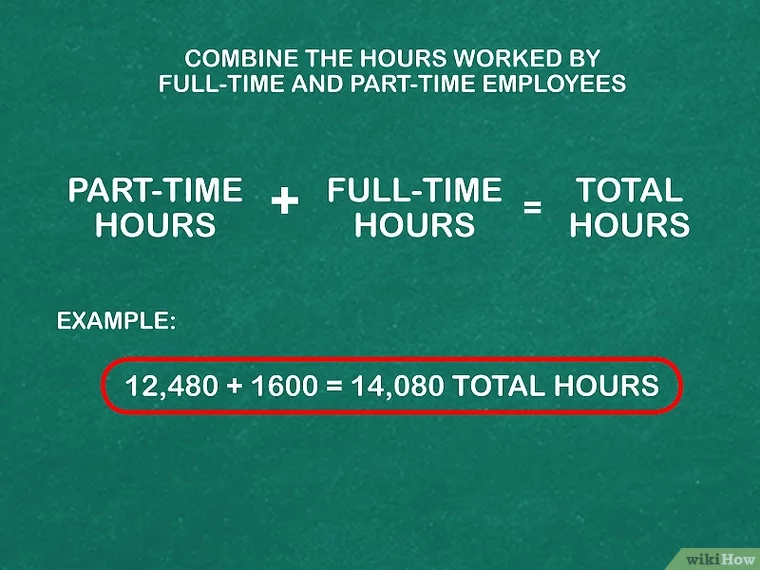 How To Calculate Fte Full Time Equivalent Calculator Project Management