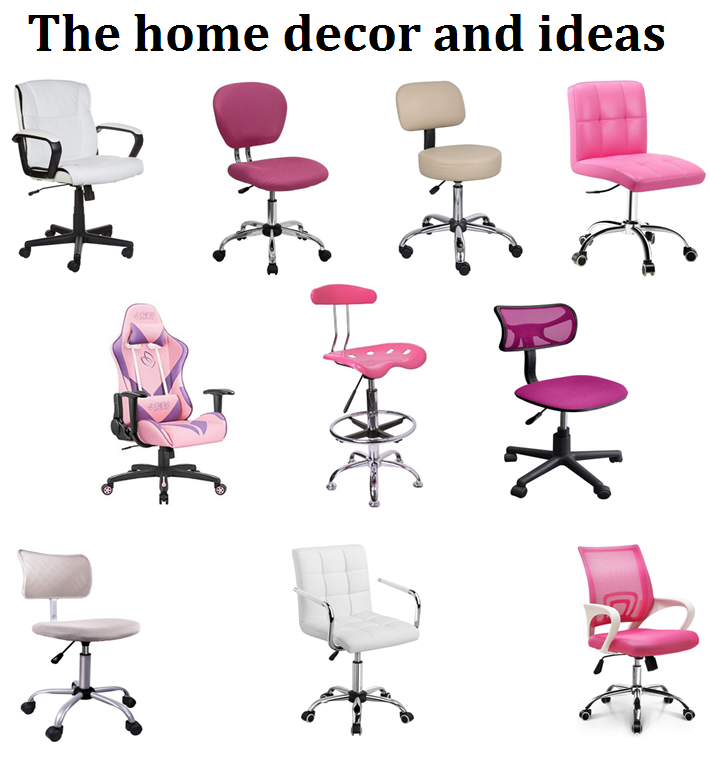 Check My List On Best 10 Girls On Desk Chairs From Pink Computer Chairs For Girls Bedrooms Desk Chair Computer Chair Girls Desk Chair