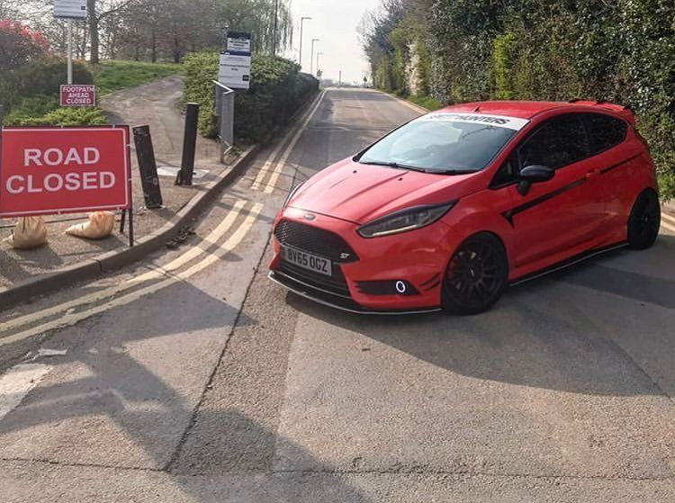Owner St2 Dan Ford Fiesta St Ford Fiesta St Red Turbo Boost