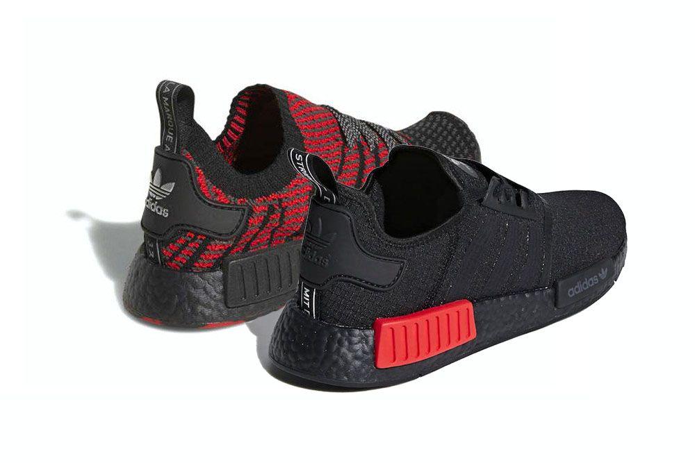 Adidas Wydaje Nowe Wersje Butow Nmd W Zestawie Bred Pack Addidas Shoes Trendy Sneakers Sneakers Men
