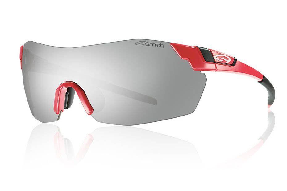 Smith - Pivlock V2 Max Fire Sunglasses, Super Platinum Lenses