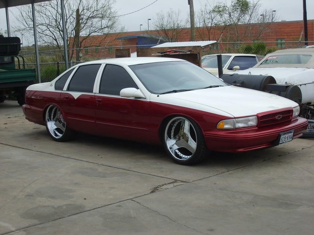95 chevy impala ss http mrimpalasautoparts com