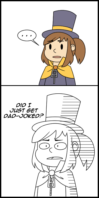 I Do What I Want The Snatcher The Snatcher Of Bad Dad Jokes A Hat In Time Hat In Time Hat In Time Snatcher