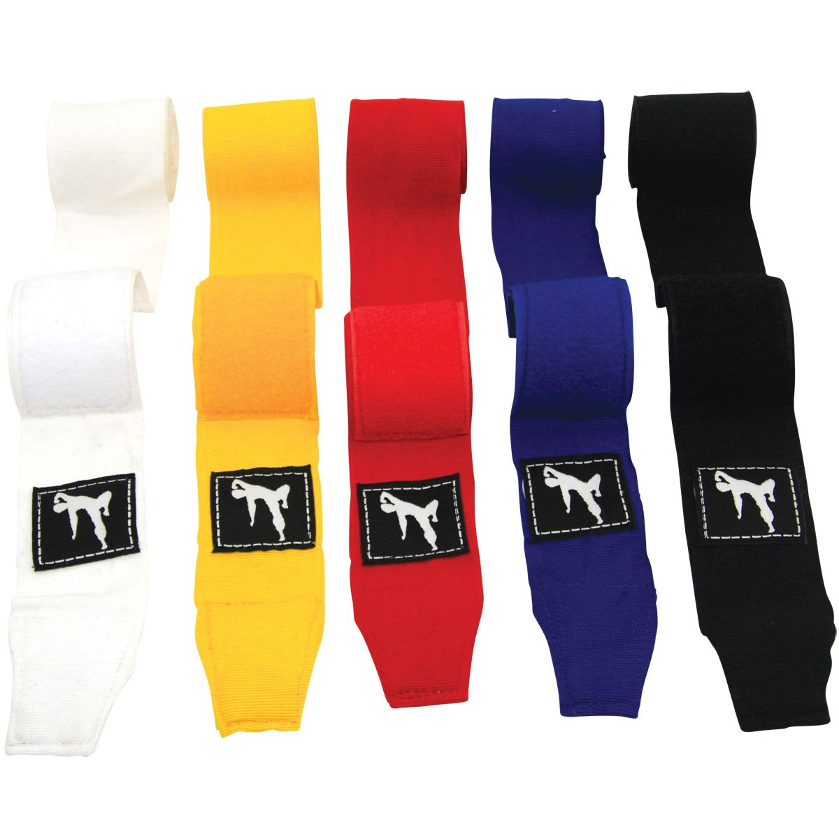 Bruce lee 108 boxing hand wraps colour options boxing