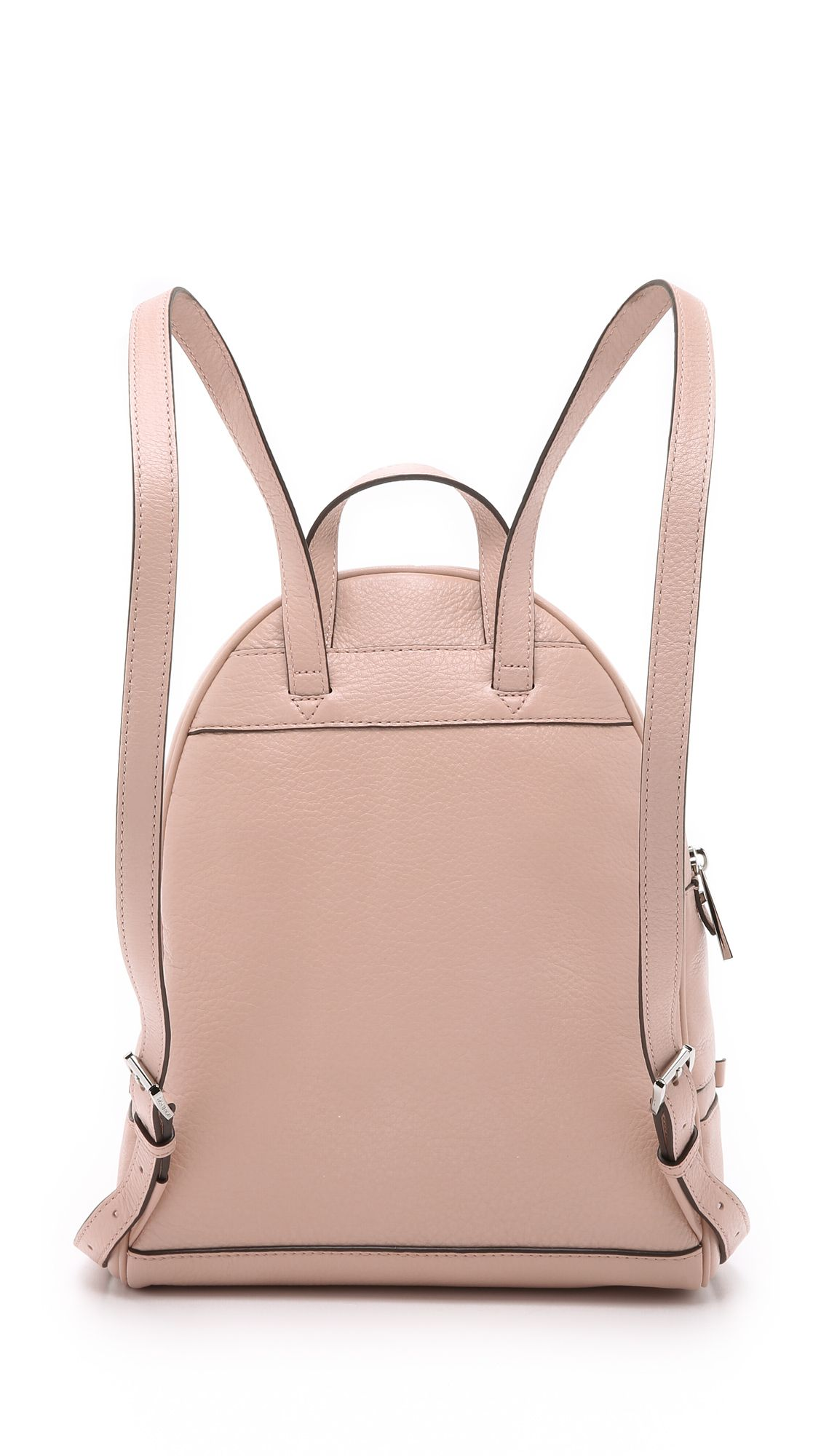 c88b7ddd2e2b Buy MICHAEL Michael Kors Women's Pink Rhea Small Backpack - Sky, starting  at Similar products also available.