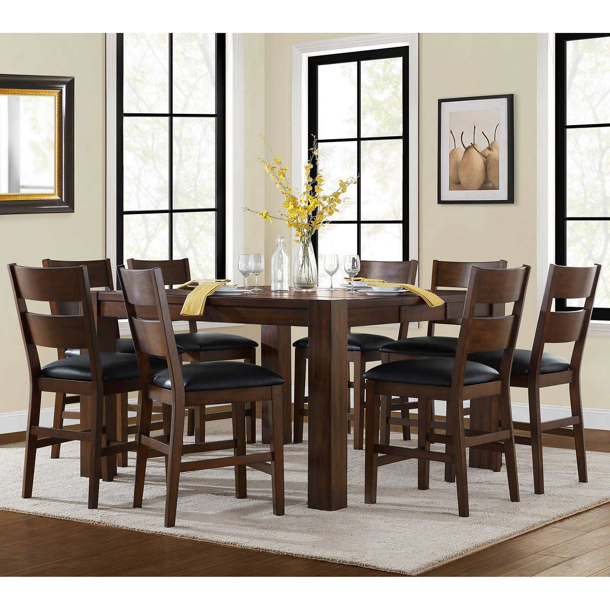 Pin By Tsh On Dining Counter Height Dining Sets Dining Set Dining
