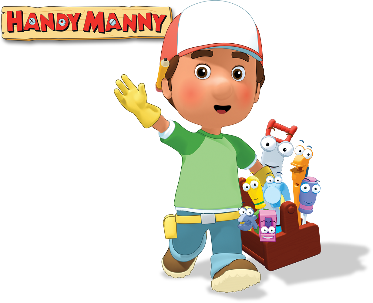 Handy Manny Disney Junior Drinks Pinterest