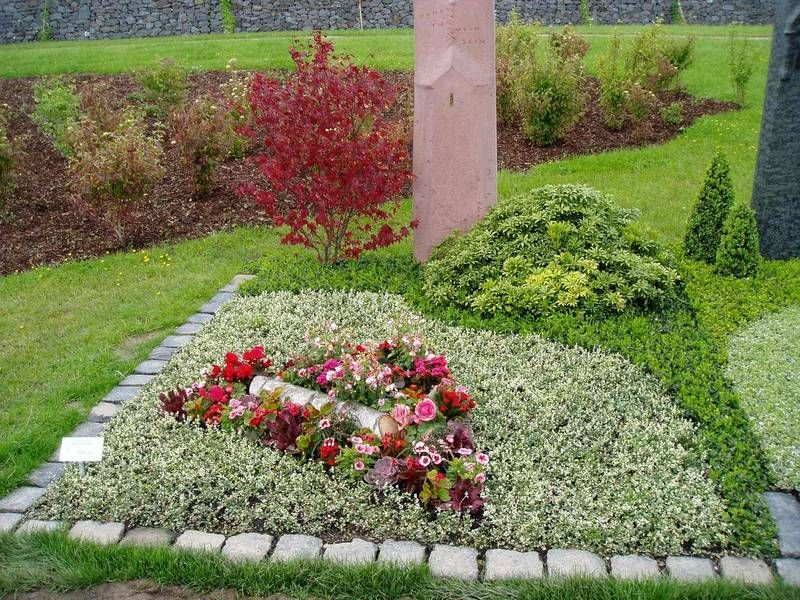 Ihre Gärtnerei Welling Grabgestaltung Grabgestaltung - grabgestaltung mit kies anleitung