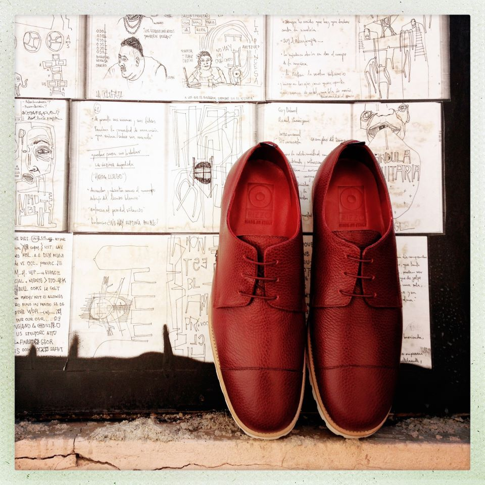 Handmade men shoes by