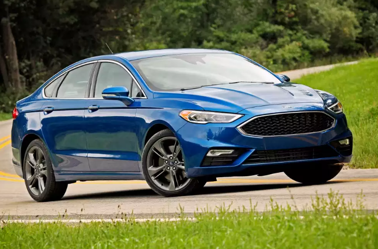 Ford Fusion Colors >> 2018 Ford Fusion Colors Release Date Redesign Price The