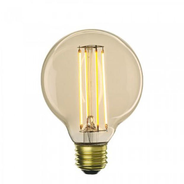 These Led Bulbs Were Made To Resemble Vintage Incandescents Led Bulb Globe Light Bulbs Bulb