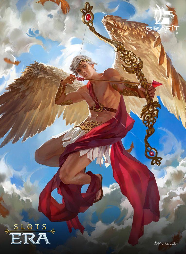 Photo of Cupid von Grafit-art auf DeviantArt