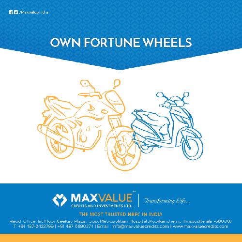 Maxavalue Vehicle Loan Company Kerala Investing Loan Company Loan