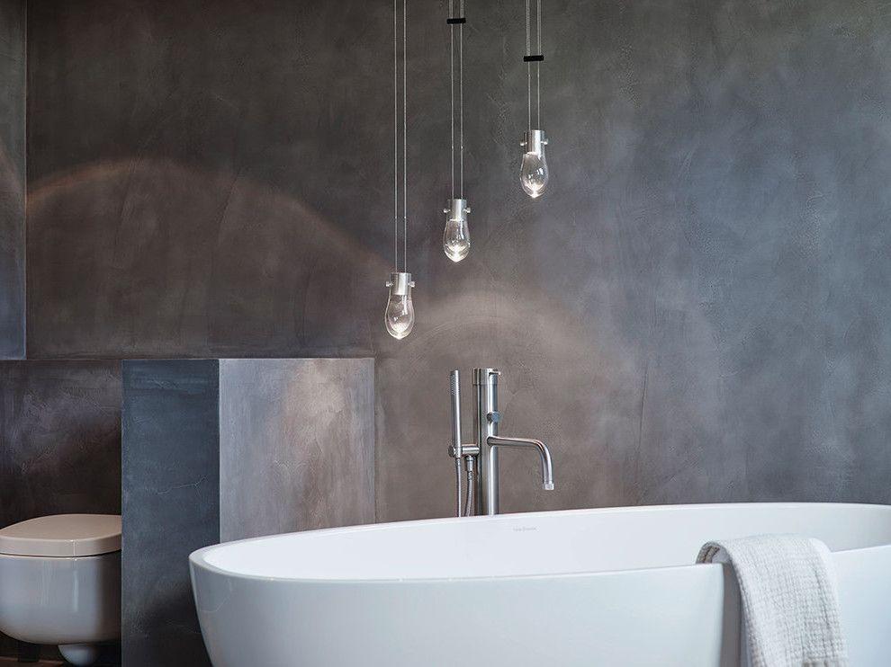 Ein fugenloses Bad gibt Ihrer Wohnung den letzten Schliff! - farben fürs badezimmer