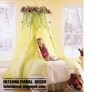 yellow canopy bed for girls canopy beds for girls room - Yellow Canopy Interior