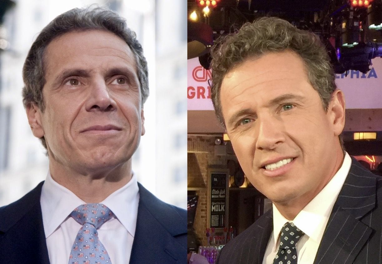 A Tale Of Two Brothers In 2020 Two Brothers Tales Chris Cuomo