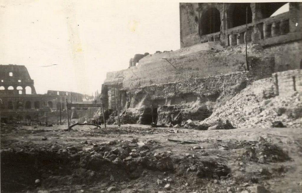 Откопанный Рим. Фотографии. Excavated Romе - 26 Сентября 2016 - Наша Планета.Мир вокруг нас
