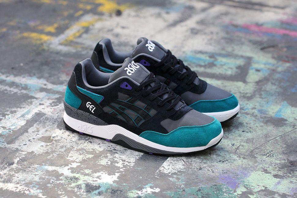 "Asics GT-Quick ""Black Shaded Spruce"" - EU Kicks: Sneaker Magazine"