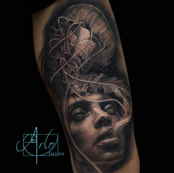 Created by arlo dicristina tattoo me for Arlo tattoo artist