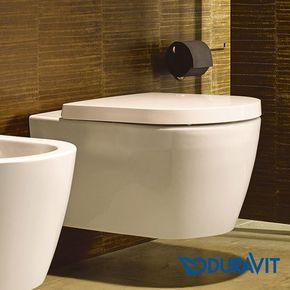Toiletten von Duravit ohne Spülrand jetzt online kaufen
