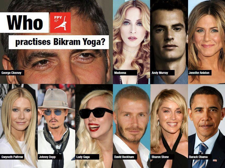 23 Celebrities Who Swear By Yoga - YogiApproved™