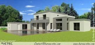 maisons toiture terrasse