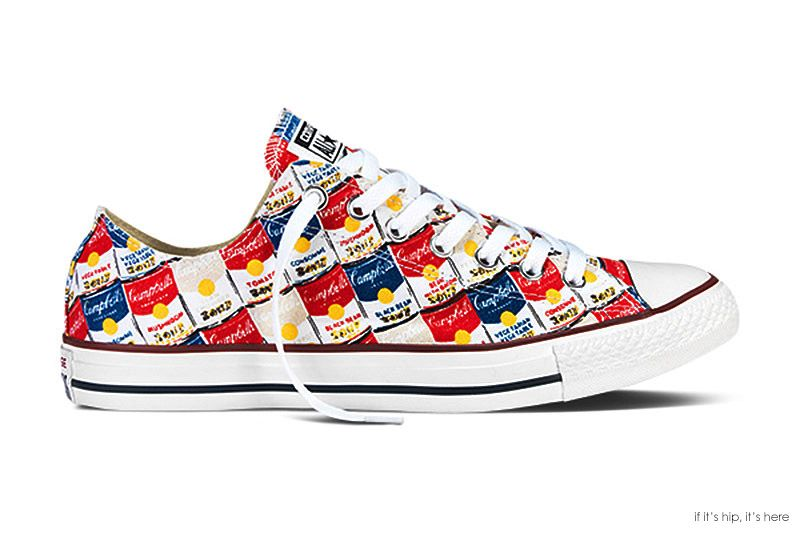 d905186673c The Converse Chuck Taylor All Star Andy Warhol Collection