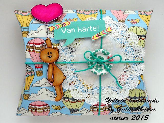 Yoltzin handmade cards: Blog Hop de aniversario Crafters Creating and Shar...