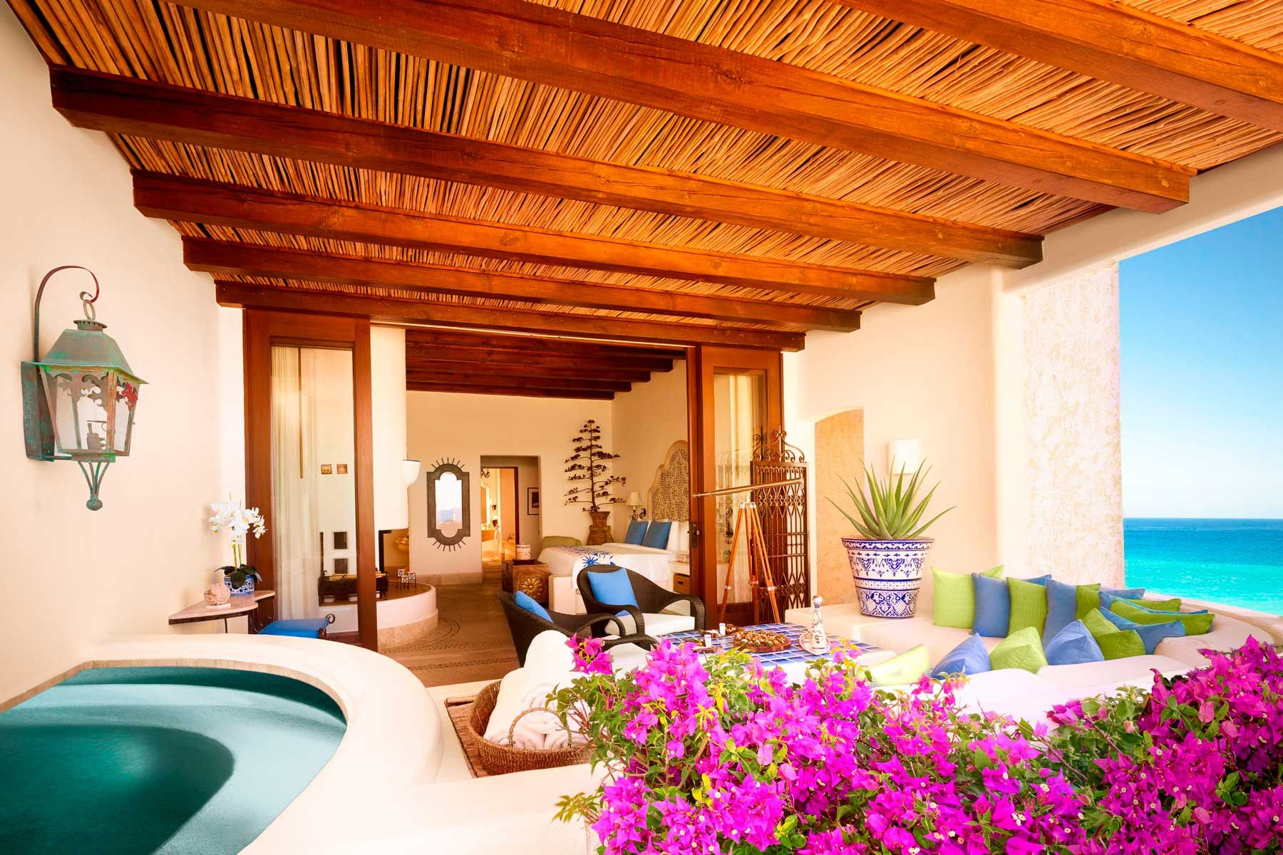 20 Hotels Around The World With Stunning Private Hot Tubs Paraiso Indoor Jacuzzi Hotel