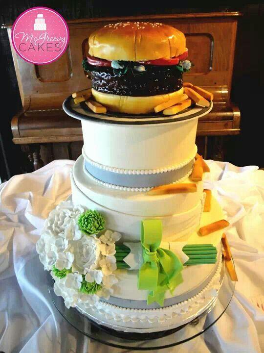 Hamburger cake | FOOD ART | Pinterest | Hamburger cake, Hamburgers ...