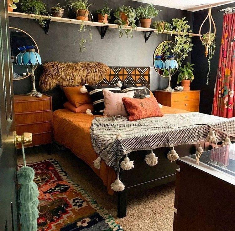 Bohemian Style Ideas For Bedroom Decor Design Bedroom Decor Design Bedroom Decor Home Room design ideas boho