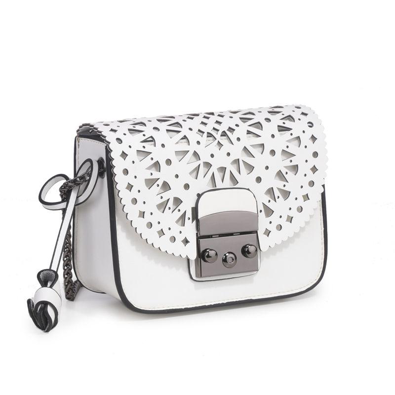 04cb0256fcd1 Купить товар MOSORAB модные женские туфли маленькие сумки выдалбливают кожа  Для женщин сумка известный бренд дамы