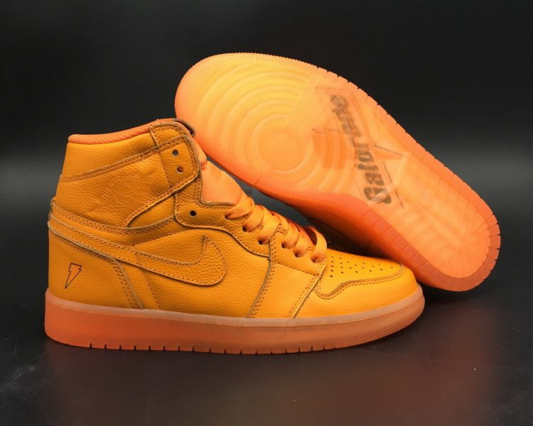 d67000cb515 Factory Authentic Air Jordan 1 Gatorade