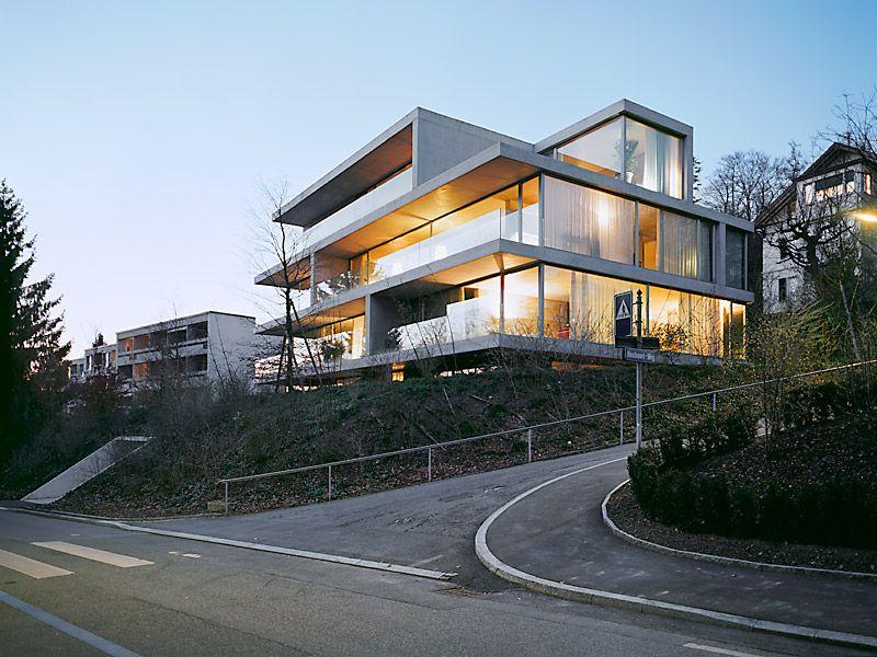 Fotografie archiv roger frei architekturfotografie for Haus bauen moderne architektur