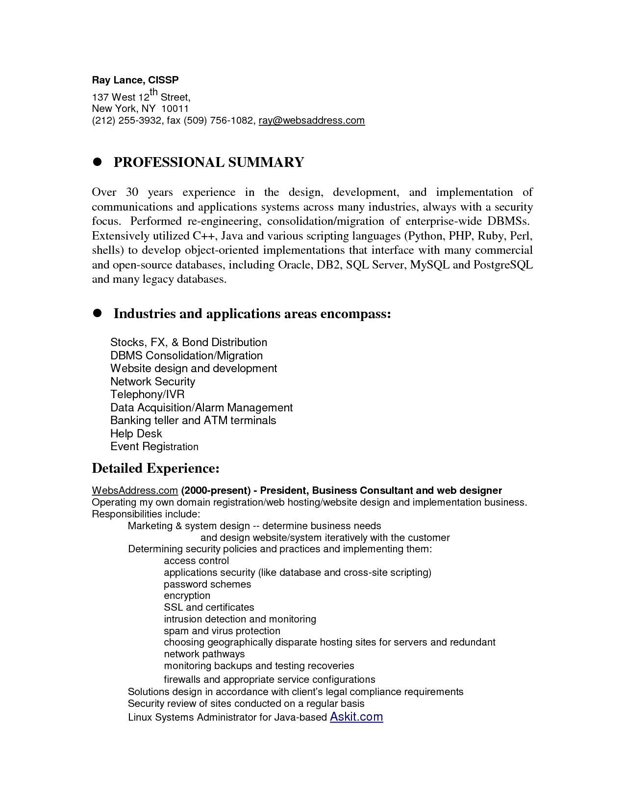 Sample Resume For Bank Teller With No Experience Einzigartig