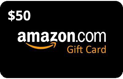 50 Amazon E Gift Card Giveaway Amazon Gift Card Free Free Gift Cards Gift Card