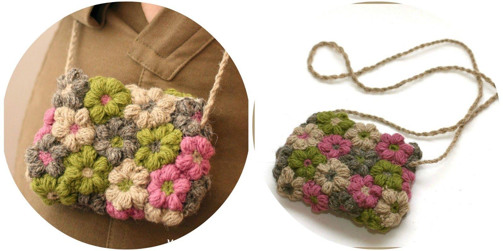 Atractivo Hacer Flor De Crochet Ornamento Ideas de Decoracin de