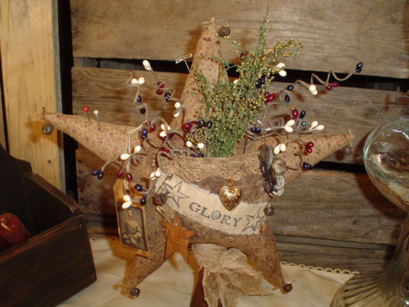 Primitive Crafts To Make For Christmas Make And Sell These