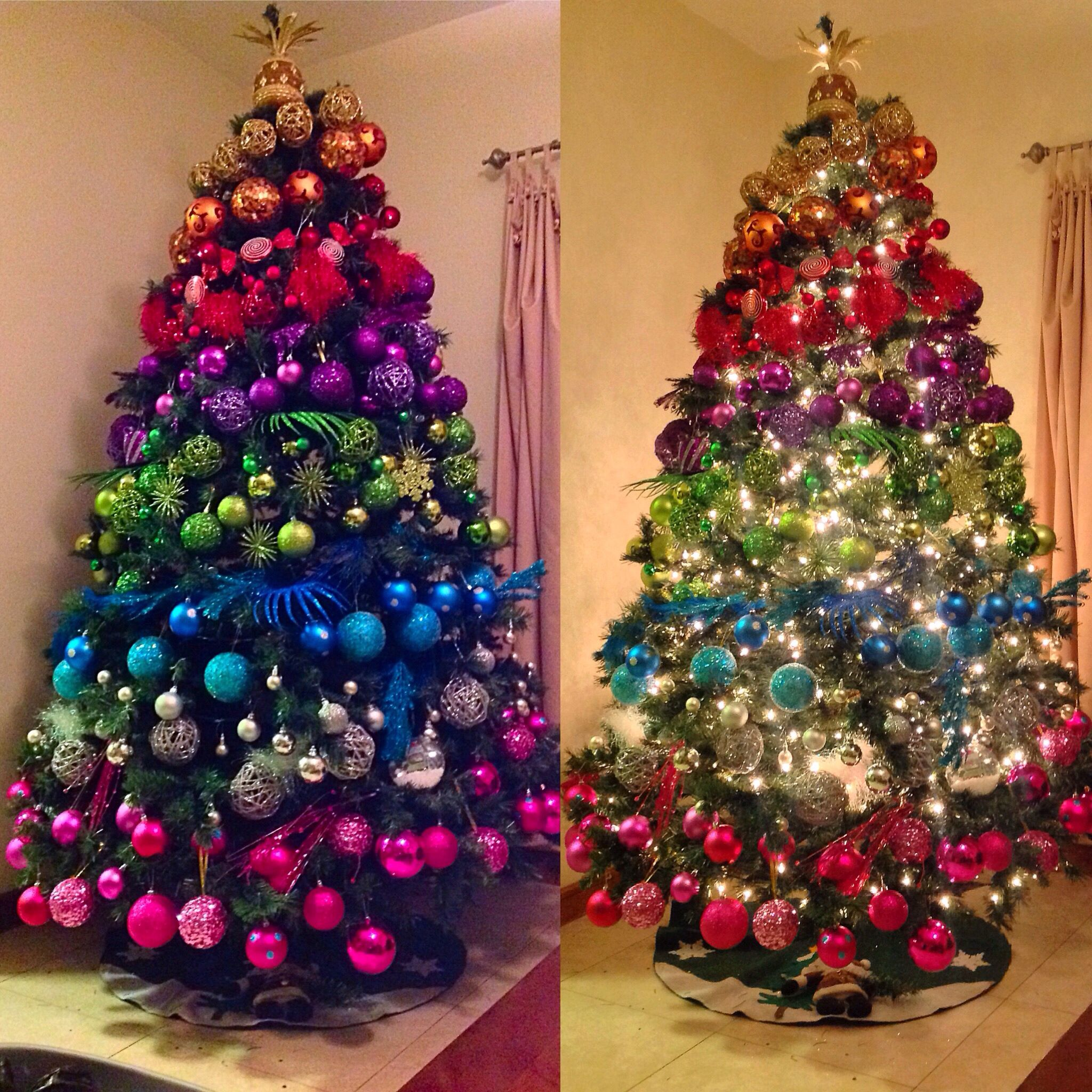 Gay Christmas Tree