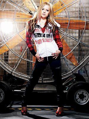 Avril Lavigne Clothes Avril Lavigne Launches Children S