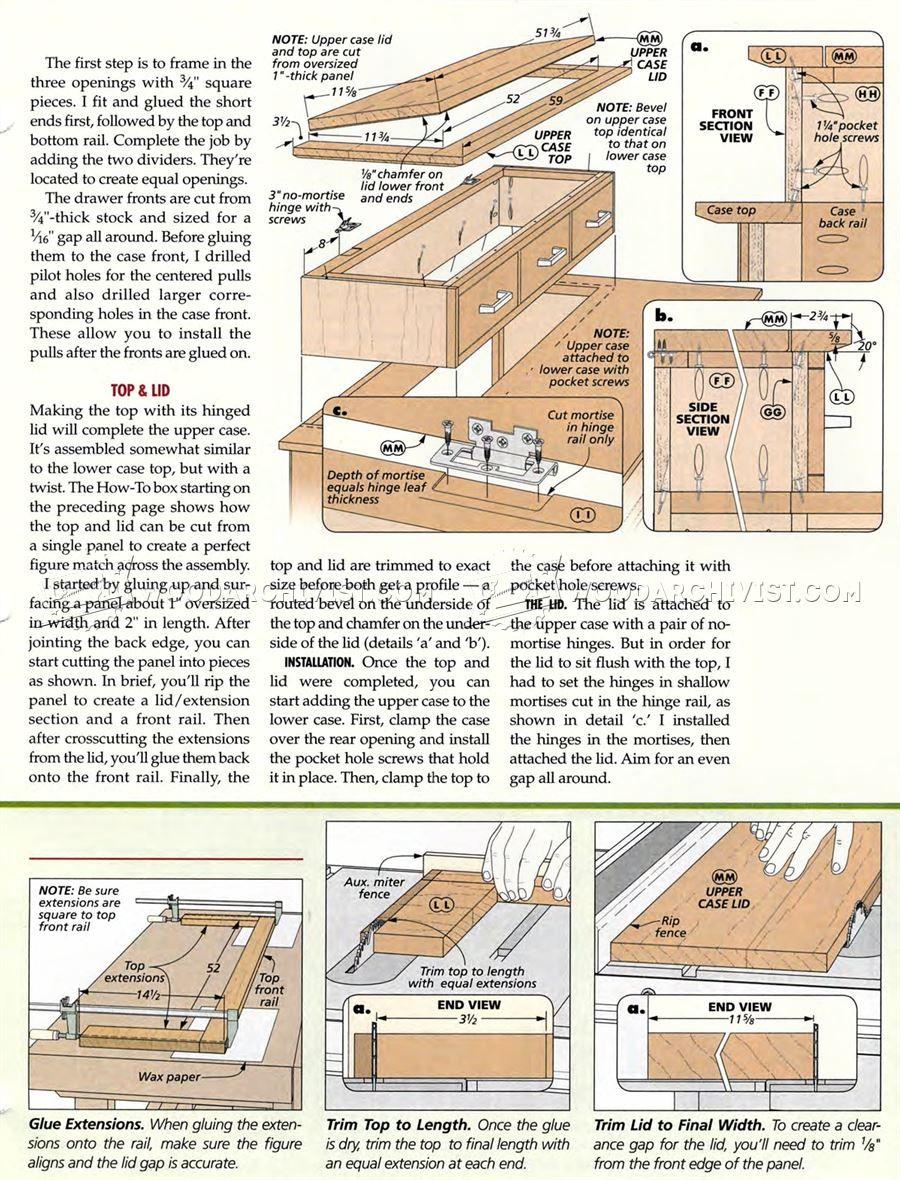 Merveilleux #1941 TV Lift Cabinet Plans   Furniture Plans