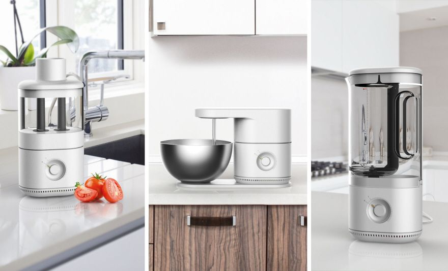 HUB: All Your Kitchen Appliances in One Device - by Rotimi Solola ...