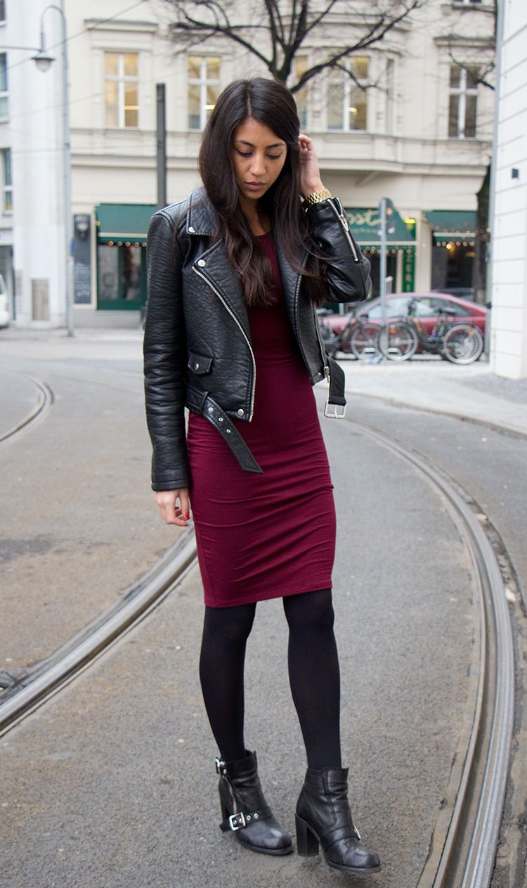 Holiday Dress Ideas What To Wear To A Christmas Party Forever 21 Red Dress Forever 21 Dress Zara Leather J Christmas Outfits Women Fashion Everyday Outfits [ 1263 x 750 Pixel ]