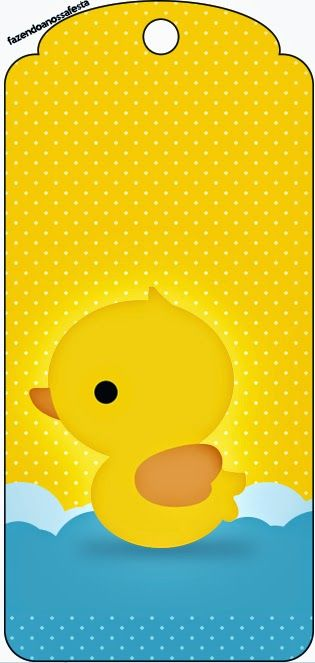 Rubber Ducky Free Party Printables baby shower in 2019 Baby