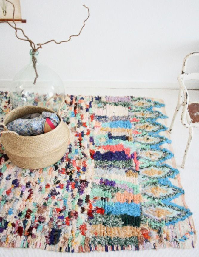 Caracter sticas y estilo de las alfombras marroqu es m s - Telas marroquies ...