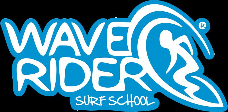 Waverider surf school logo Surfing, Surf school, Surf logo